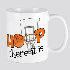 Hoop There It Is Mug