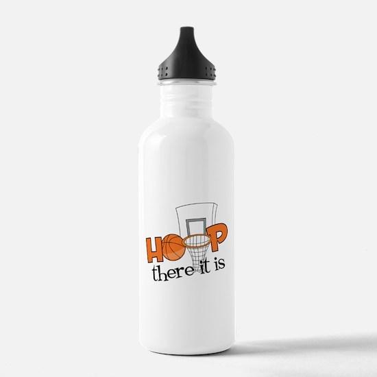 Hoop There It Is Water Bottle