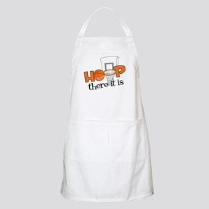 Hoop There It Is Apron