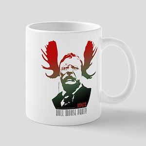 Bull Moose Party Mug