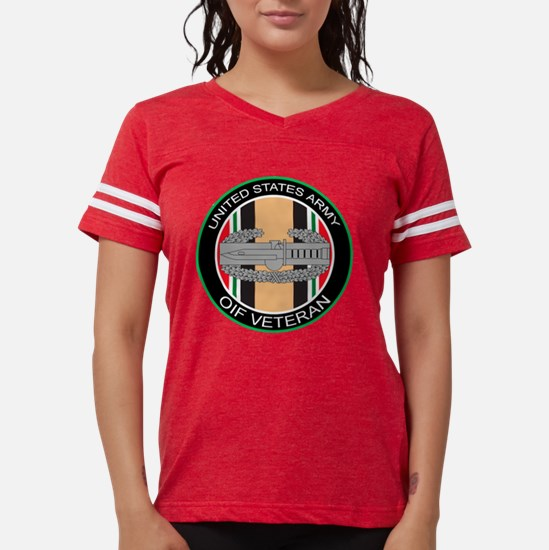 OIF Vet with CAB - 8 inch.pn Womens Football Shirt