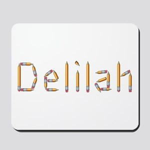 Delilah Pencils Mousepad