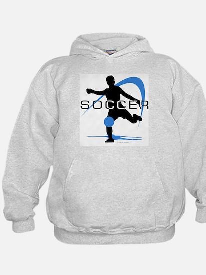Cute Boys soccer Hoodie