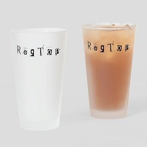 Ragtop Drinking Glass