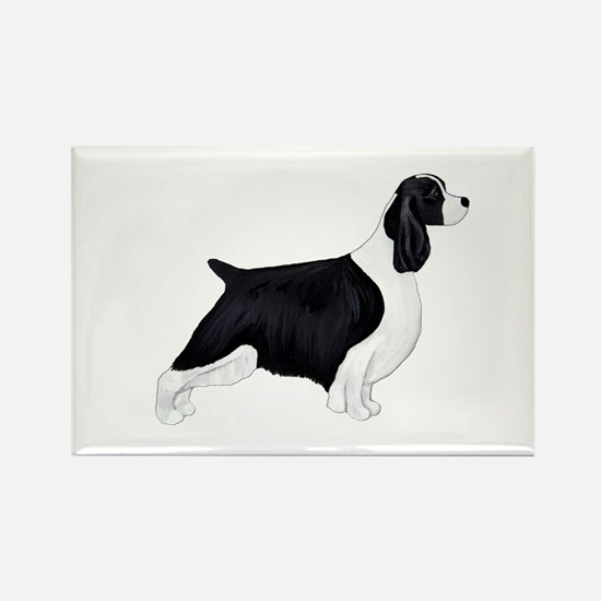 English Springer Spaniel Rectangle Magnet