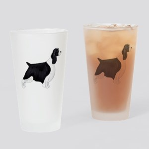 English Springer Spaniel Drinking Glass