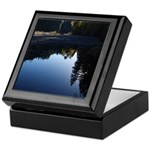 River Reflections Keepsake Box