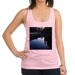 River Reflections Racerback Tank Top