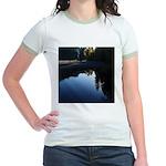 River Reflections Jr. Ringer T-Shirt
