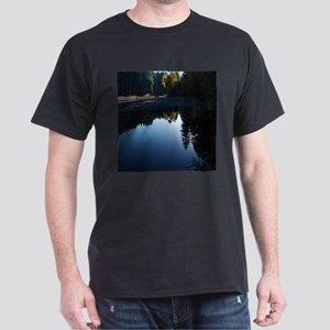 River Reflections Dark T-Shirt