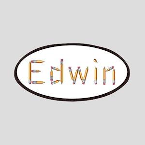 Edwin Pencils Patch