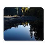 River Reflections Mousepad