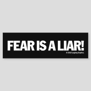 Fear Sticker (Bumper)