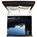 River Reflections King Duvet