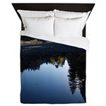 River Reflections Queen Duvet