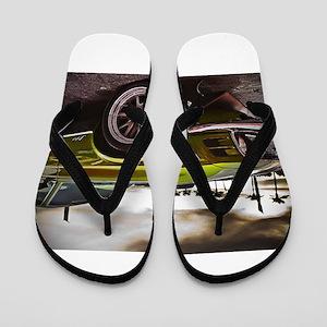 70 Mustang Mach 1 Flip Flops