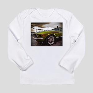 70 Mustang Mach 1 Long Sleeve Infant T-Shirt