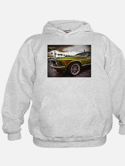 70 Mustang Mach 1 Hoodie