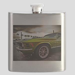 70 Mustang Mach 1 Flask