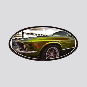70 Mustang Mach 1 Patches