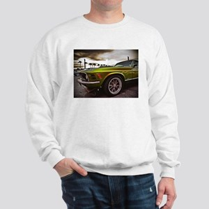 70 Mustang Mach 1 Sweatshirt