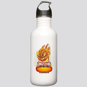 Basketball Stainless Water Bottle 1.0L