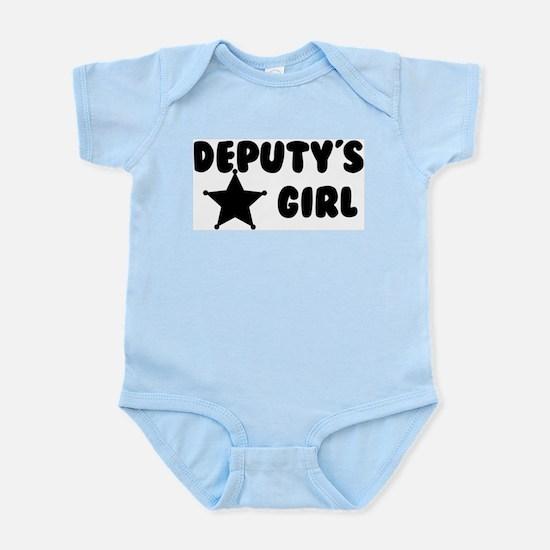 Deputy's Girl Infant Bodysuit