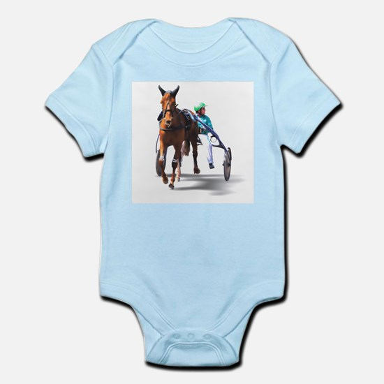 Before the Race Infant Bodysuit