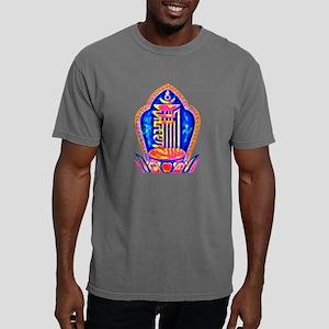 TibetOM-4c Mens Comfort Colors Shirt
