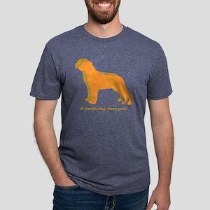 rw-double Mens Tri-blend T-Shirt