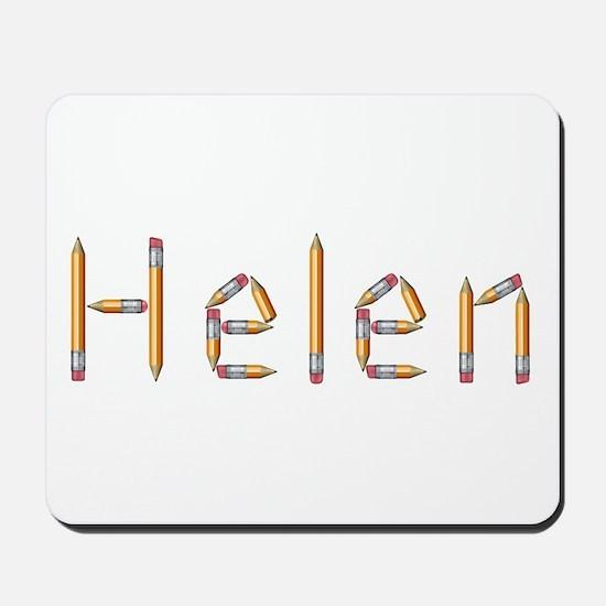 Helen Pencils Mousepad