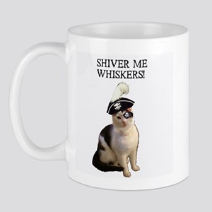 Pirate Cat 2 Mug