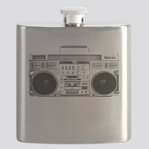 80s, Boombox Flask