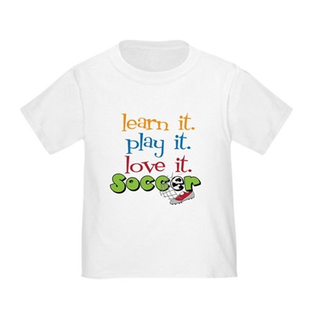 Learn It Toddler T-Shirt
