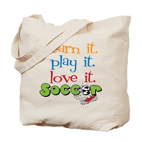 Learn It Tote Bag