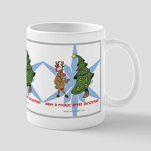 Rockin' Christmas Mugs