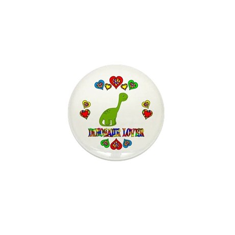 Dinosaur Lover Mini Button (100 pack)