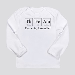 Elements, Assemble! Long Sleeve Infant T-Shirt