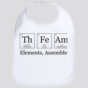 Elements, Assemble! Bib