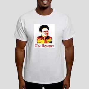 Kim Jong Il I'm Ronery Light T-Shirt