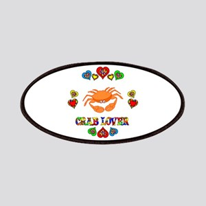 Crab Lover Patches