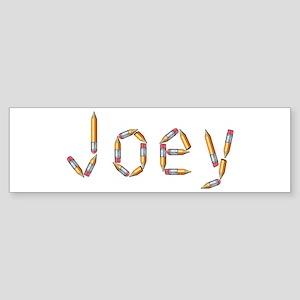 Joey Pencils Bumper Sticker