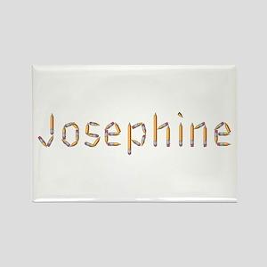 Josephine Pencils Rectangle Magnet
