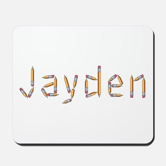 Jayden Pencils Mousepad