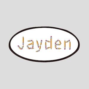 Jayden Pencils Patch