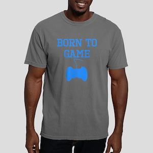Born To Game Mens Comfort Colors Shirt
