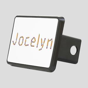 Jocelyn Pencils Rectangular Hitch Cover
