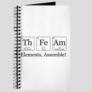 Elements, Assemble! Journal