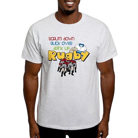 Scrum Down Light T-Shirt