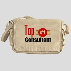 Top Consultant Messenger Bag